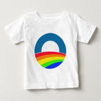 Obama same gender marriage baby T-Shirt