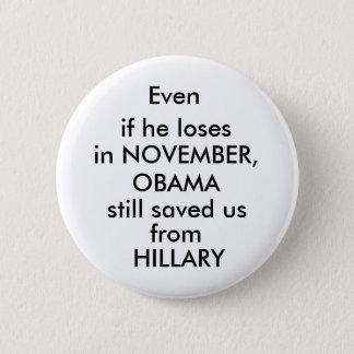Obama Saves Button