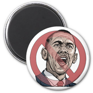 Obama Scares Me Shirts and Gear 2 Inch Round Magnet