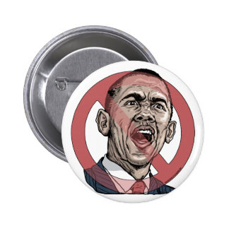 Obama Scares Me Shirts and Gear Pin