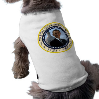 Obama Seal Blue Shirt