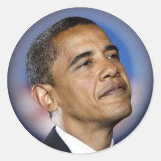 Obama Seal Round Sticker