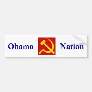 Obama Socialist plain Bumper Sticker