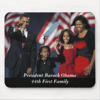 Obama Souvenir Mousepad