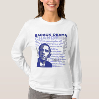 Obama Speech T-Shirt