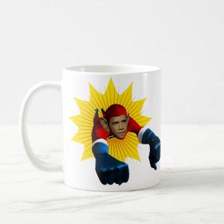 Obama Starburst Mug