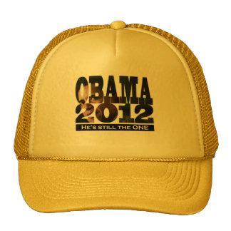 Obama Still The One Trucker Hat