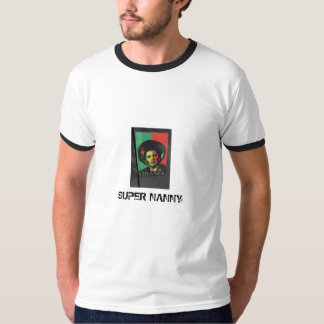 OBAMA  SUPER NANNY T-Shirt