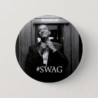 Obama Swag 2 Inch Round Button