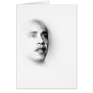 Obama T-shirt Card