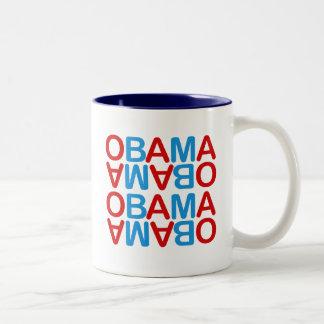 Obama T-shirt Mugs