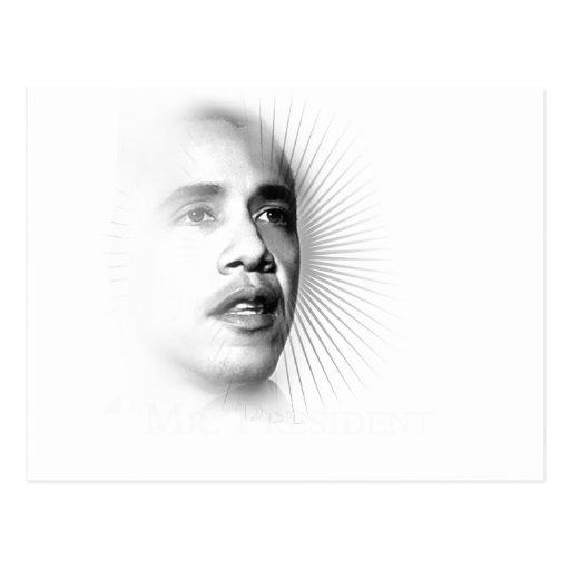 Obama T-shirt Post Card