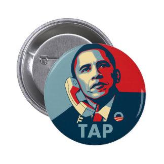 Obama - Tap 2 Inch Round Button
