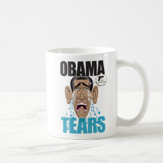 Obama Tears 11 oz Classic Mug