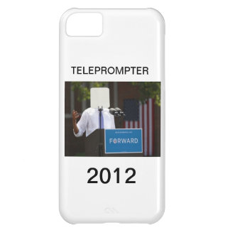 Obama Teleprompter Case Cover For iPhone 5C