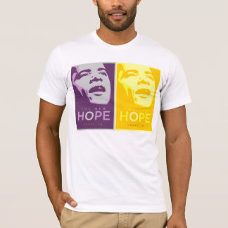 "Obama ""The New Hope"" - Omega Psi Phi T Shirt"