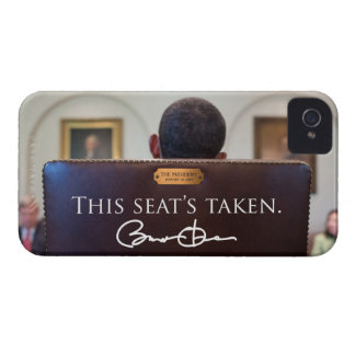 OBAMA: 'This Seat's Taken' iPhone 4 Case