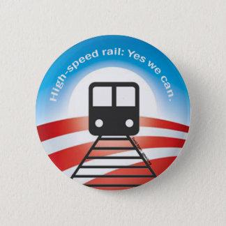 Obama Train Button