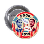 Obama Two-Face Pin