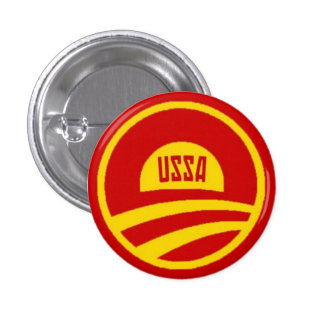 Obama USSA Button