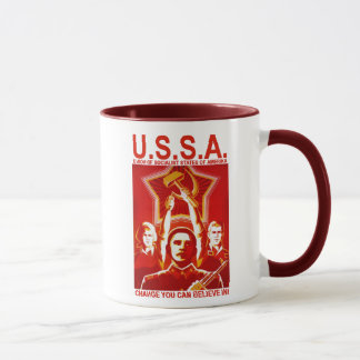 Obama USSA Mug