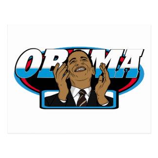 Obama Victory Postcard
