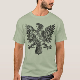obama : vintage crest & wings : T-Shirt