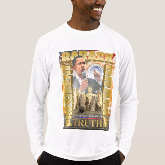Obama Voice of Reason, Change, Wisdom & Truth T-Shirt