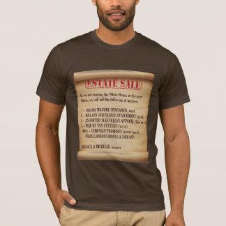 Obama White House Estate Sale T-Shirt