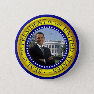 Obama White House - Presidential Seal Button