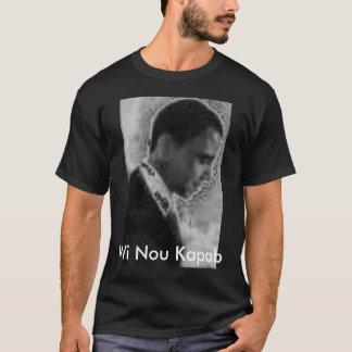 Obama, Wi Nou Kapab T-Shirt