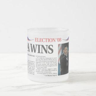 Obama Wins Mug