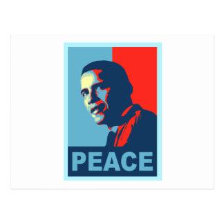 Obama Wins Peace Prize T-shirts Postcard
