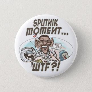 Obama WTF Dodo Bird Moment 2 Inch Round Button