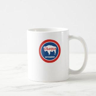 Obama Wyoming Mug
