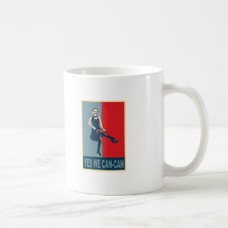 Obama: Yes we Can-Can Coffee Mug