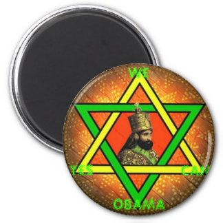 Obama yes we can Magnet