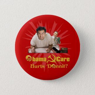 Obamacare 2 Inch Round Button