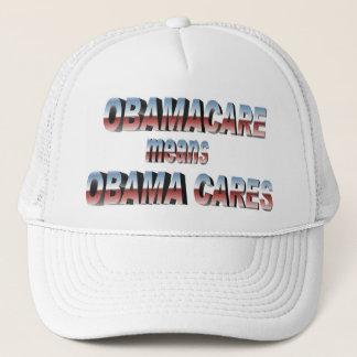 ObamaCareHat Trucker Hat