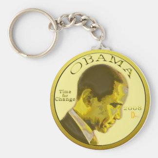 Obamacoin Key Chain