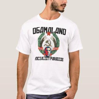 obamaland white T-Shirt
