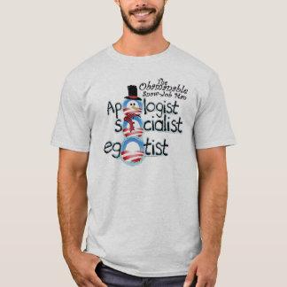 Obamanable Snow-Job Man T-Shirt