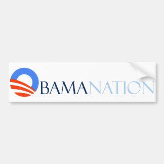 Obamanation Autocollants Pour Voiture