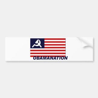 Obamanation Bumper Sticker