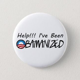 Obamanized Button