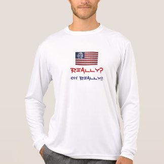Obama's Flag T-Shirt