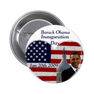 Obama's Inauguration Day 2009_ Button