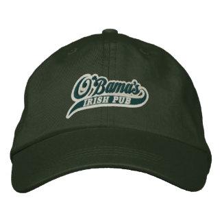 Obama's Irish Pub Embroidered Hat