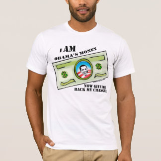 Obamas Money Shirt