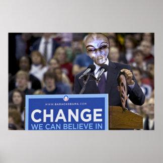 *Obama's Revelation* Print
